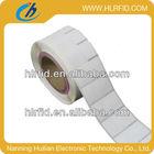 125khz /13.56mhz rfid paper adhesive tag