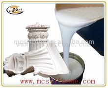 High Strength RTV-2 Silicone Rubber, Condensation Curing RTV-2 Silicone Rubber, Plaster Decoration Molding RTV-2 Silicone Rubber