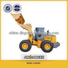 4t wheel loader ( 5000kg/3m3/162kw+WG180(ZF tech.)+Shangchai CAT engine(JGM755-III))