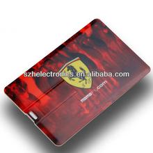 New product! full colors printing USB card ,usb pen drive