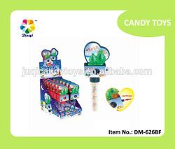CHRISTMAS TREE CAMERA CANDY FLASH TOYS (817TUBE) (12PCS/BOX)