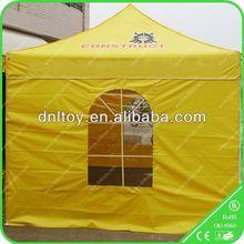 transparent camping tent Steel or Aluminum Folding Tent