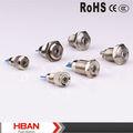 Hban ce rohs( 12mm) led de la lámpara de la señal. La lámpara piloto, indicador de