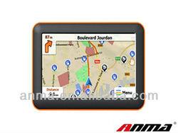 7' car GPS