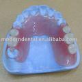 dental y prótesis removible valplast dentadura con ivoclar suministros de los dientes