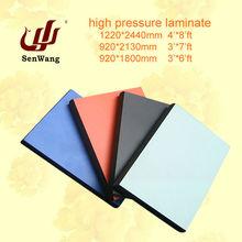 decorative compact high pressure laminate sheets HPL