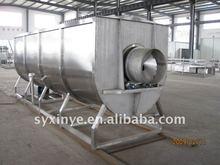 vegetable spiral type blancher/blanching machine/equipment
