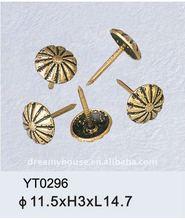 steel furniture decorative nails
