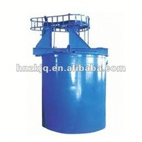 2012 Hot double impeller leaching agitation tank