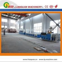 PVC profiles extrusion machine,upvc profile extrusion line, PVC recycling equipment
