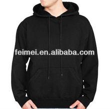 2014 new color winter clothes Solid Color 20 oz. Fleece Kangaroo Hoody
