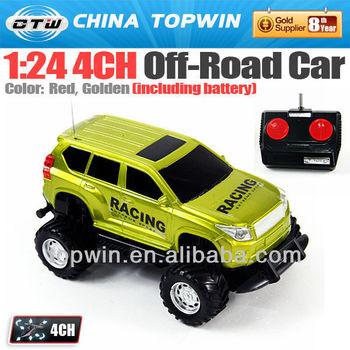 4ch off-road car REC333-4T31 ride on kids car remote control