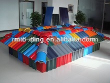 saw dust roof tile making machine