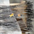 el ánodo de titanio del cátodo de alambre de platino