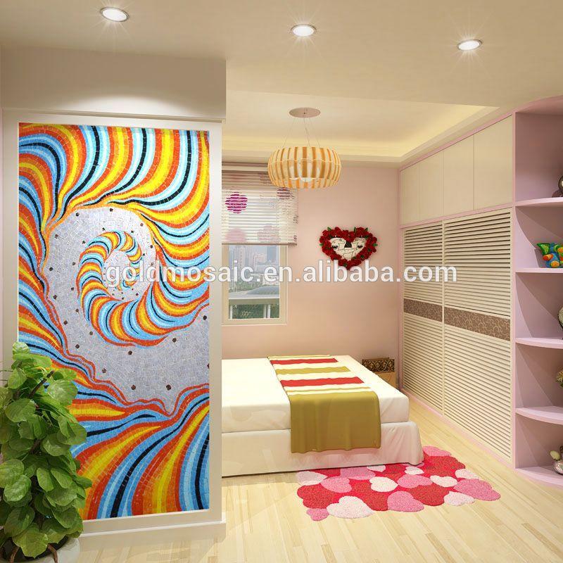 sch nes zuhause dekoration schlafzimmer wandbild hot. Black Bedroom Furniture Sets. Home Design Ideas