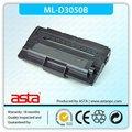 Alta qualidade do cartucho de toner ml-d3050b para samsung ml-3050/3051d/3051nd