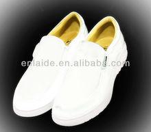 Italian Calf Leather Multi-function Massage diabetic Shoes