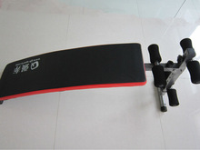 2013 folding curve sit up bench fitness equipment