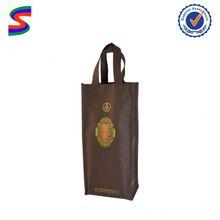 Foldable Polyester Shopping Bag Foldable Black Nylon Tote Bag