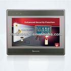 MT8100i touch screen integrated plc hmi