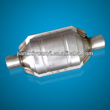 Emission components catalytic converter