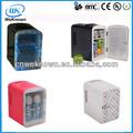 2014 vendita calda a buon mercato mini frigorifero per auto portatile