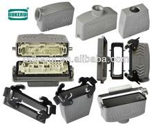 Standard Housings/hoods H24B-SK IP65 electrical connector sockets