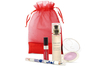 promotion organza bag for cosmetics