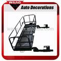 voiture de toit barre de toit transporteur de fret rail de toit auto accessoires panier
