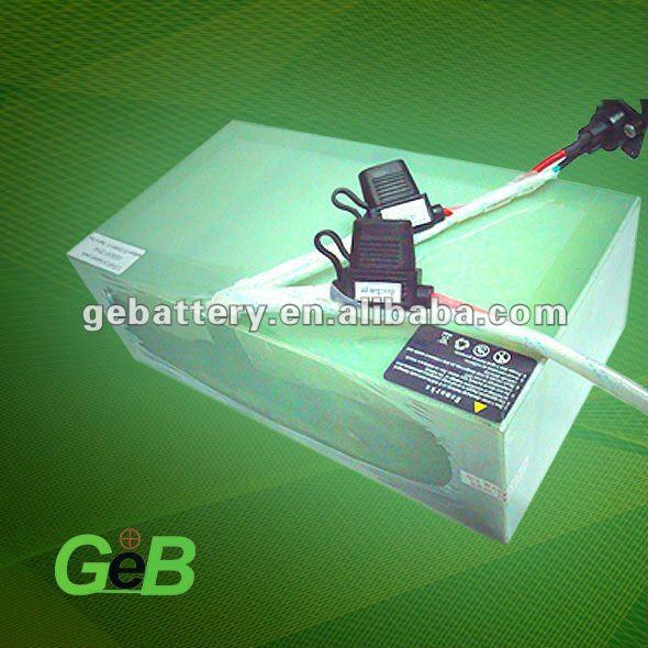 electric bike battery36V 10AH
