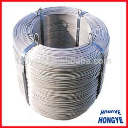 High Carbon Spring Steel Wire DIN 17223-1 DIN EN 10270-1 JIS G 3521-1991 GB 4357-89 YB/T 5005-93 GB 3506-82