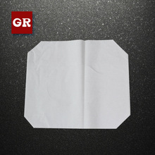 disposable toilet seat cover paper of 1/2, 1/4, 1/16 fold