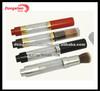 pump cosmetic brush refillable body powder brush hair brush with spray pump