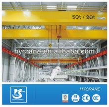 Best price! double/single girder overhead crane,bridge crane from manufacturing company
