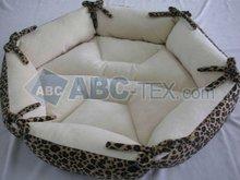 animal print pet house