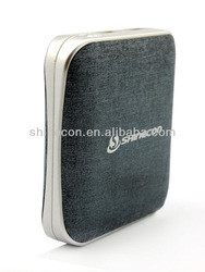 CHEAP PRICES!! Shinecon Leather Cover 10400mah Portable Mobile Power Bank