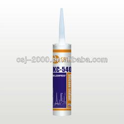 mildewproof cabinets & bathroom silicone sealants 540