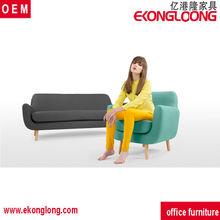 single sofa chair modern high-back sofa chair