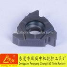 ISO metric thread tungsten carbide insert