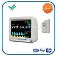 portátil de múltiples parámetro monitor de signos vitales fabricante caliente de la venta de ecg nibp spo2 monitor