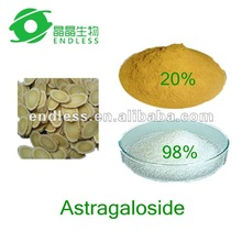 Astragalosides FDA approved Milkvetch Root Extract