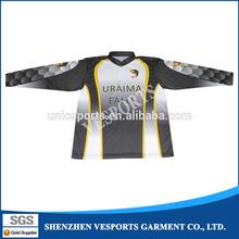 Custom Fishing Tournament Shirt Sublimated Fishing Wear
