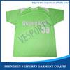 Breathable Sports Training Shirts Custom Sublimation T Shirt