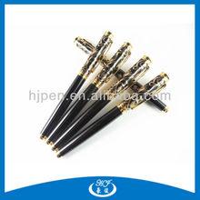 Shining Luxury Golden Metal Butterfly Pen