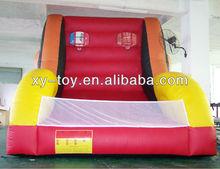 inflatable basketball hoop shoot games, basketball hoop inflatables