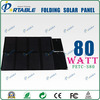 Emergency portable solar charger for mobile phone ,laptop,tablect pc,light