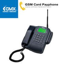 Inalámbrico cdma/gsm teléfono de escritorio