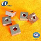 Tungsten Carbide Chain Saw Inserts for cutting made in Zhuzhou