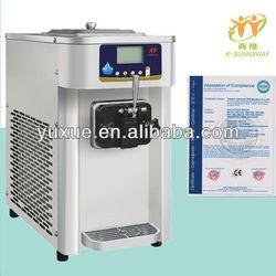 2014 New Design soft ice cream machine frozen yogurt machine sorbet machine Soft Serve Small home and commercial use RB 1116 A