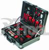 196pc Aluminum Tool Set Hand Tool Kit ,Tools Boxes Kit Case,Tool Sets